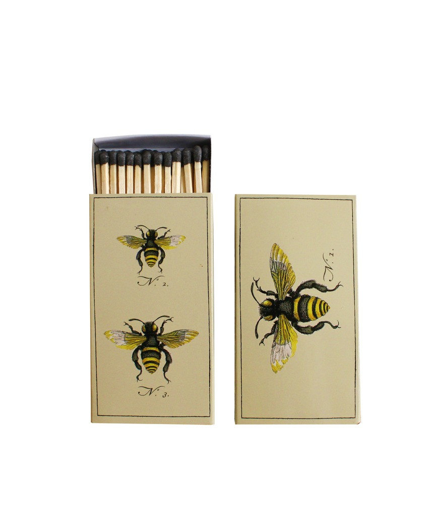 Something small and sweet, like this High Street Market Bumblebee Matchbook ($5), is a simple yet adorable gift.