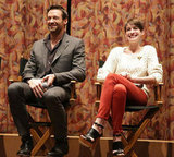 Anne, Amanda, Hugh and Eddie Bring Les Mis to LA For a SAG Screening