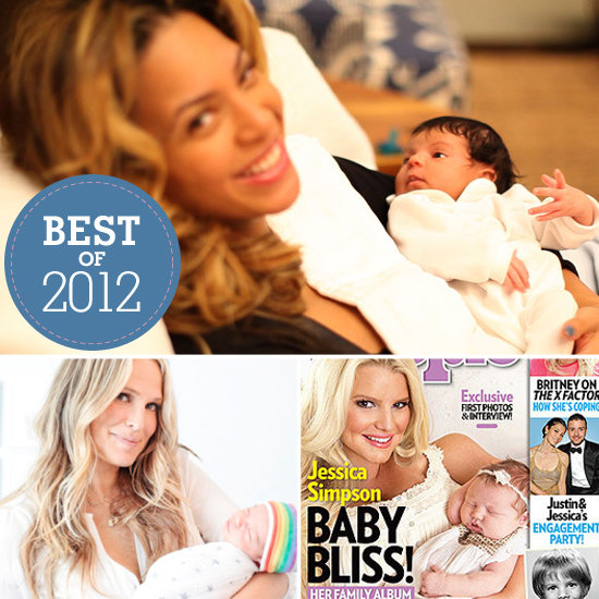 Best of 2012: The Top 11 Celebrity Baby Debuts