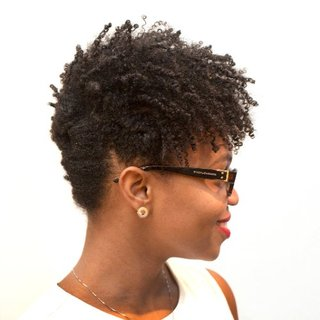 How to Do an Updo With Natural Hair