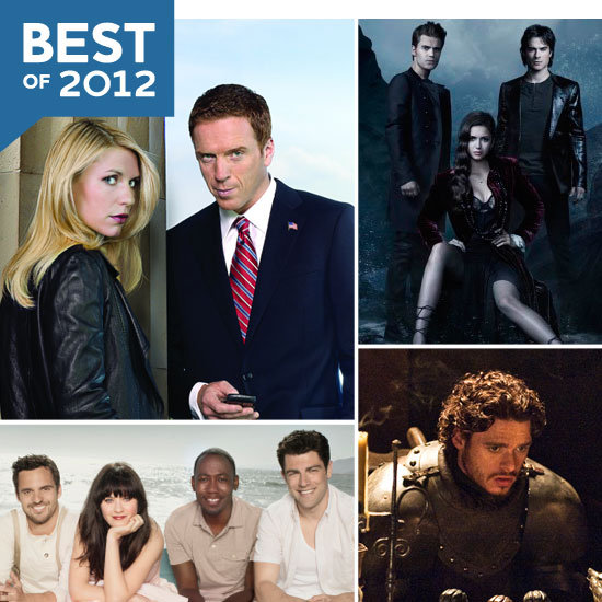 Editor's Picks: Our Favorite TV Shows of 2012