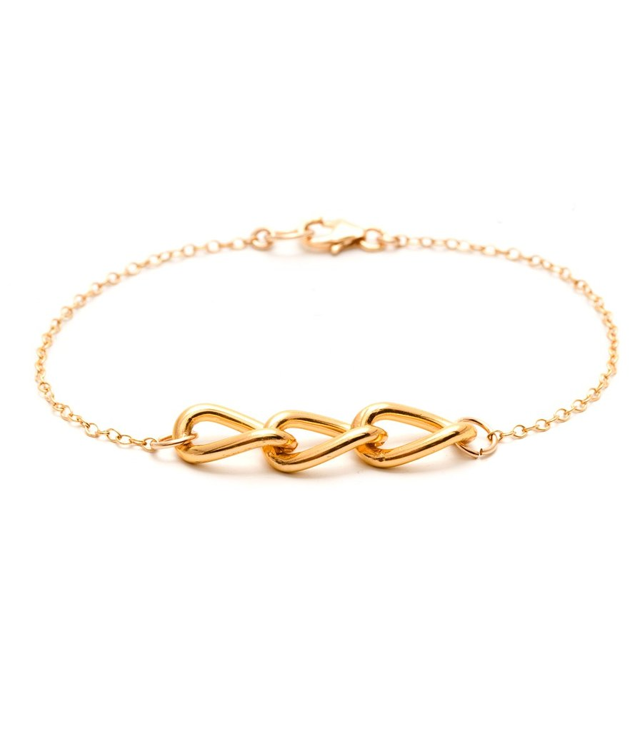 Gorjana gives back year-round, but the holiday season is an especially great time to get in on its charitable practices. The sweet, delicate Gorjana Three-Link Charm Bracelet ($40) was designed for the Link Organization, and 50 percent of proceeds are donated to help the human rights crisis in North Korea.
