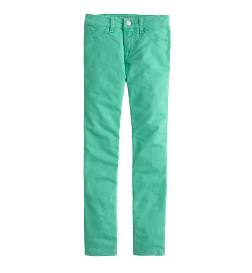 J Brand For J.Crew Garment-Dyed Jeans