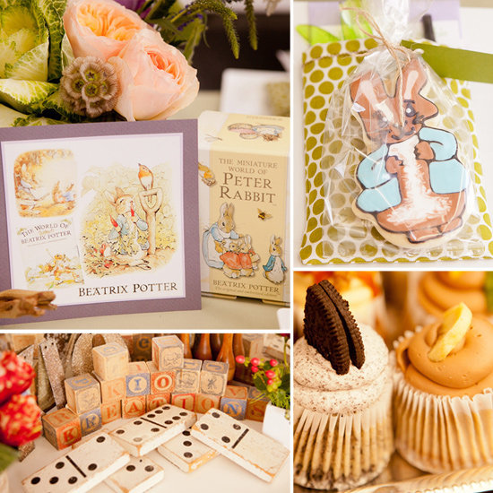 A Charming Children's Book-Inspired Baby Shower
