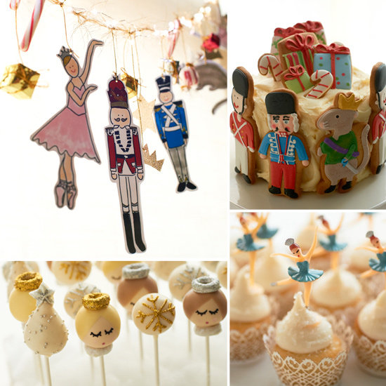 A Nutcracker-Inspired Party For Little Ballerinas From Martha Stewart's Darcy Miller