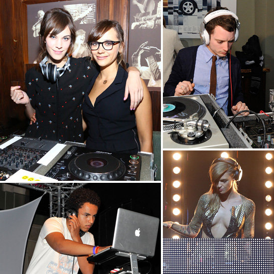 Celebrities Who Get the Party Started by Moonlighting as DJs