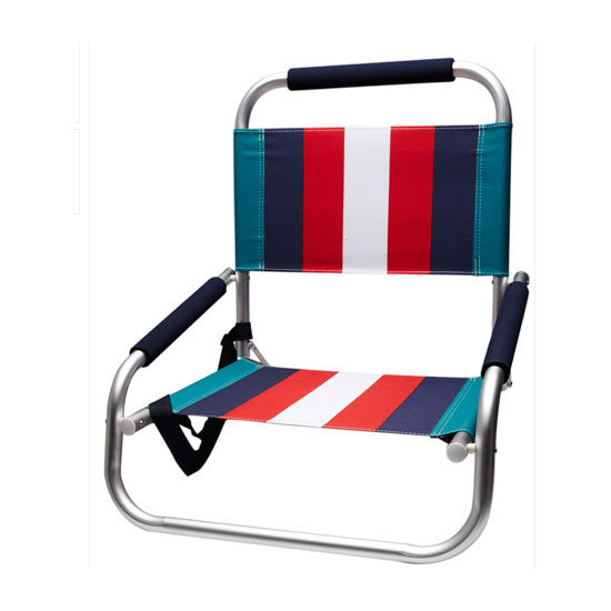 A Foldable Beach Chair