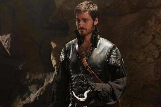 Did Colin O&#039;Donoghue base his Captain Hook on other famous Hooks?