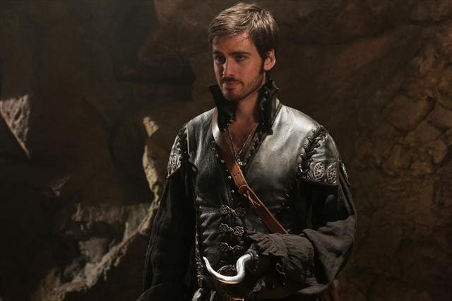 Did Colin O'Donoghue base his Captain Hook on other famous Hooks?