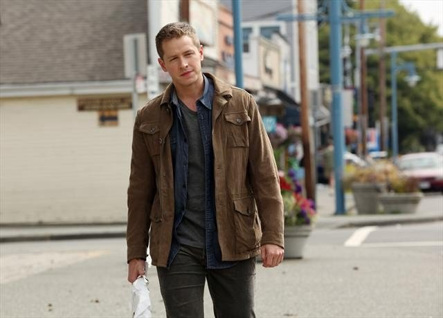 What did Josh Dallas think of his character in season one?