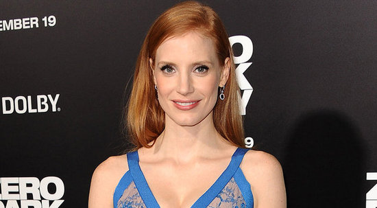 Video: Jessica Chastain Talks Controversy and Claire Danes Comparison