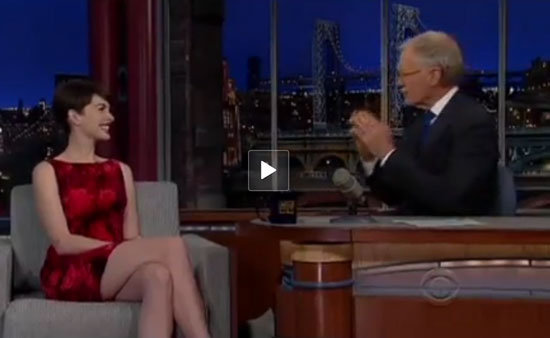 Anne Hathaway Gushes About Her Adventurous First Date With Adam