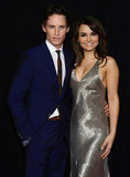 Eddie Redmayne and Samantha Barks