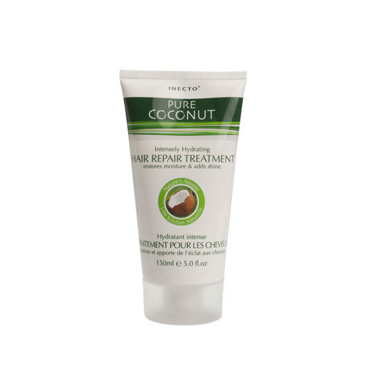 Pure Coconut Oil Moisture Miracle Hair Repair Treatment, $11.95