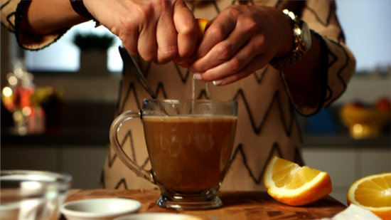 Warm Up With Some Hot Buttered Rum!