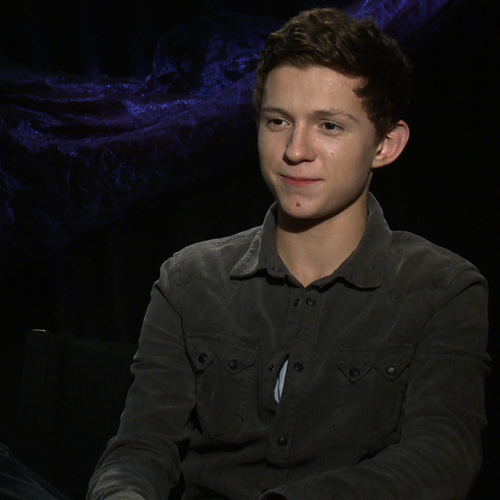 Tom Holland Talks About The Impossible (Video)