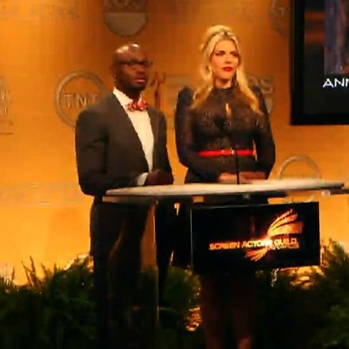 2013 SAG Awards Nominations (Video)
