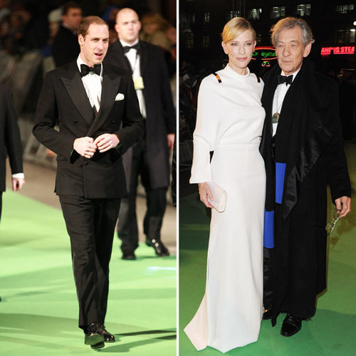 The Hobbit Premiere in London | Pictures