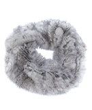 If you're in the market for a slightly more luxe option, look no further than this Yves Salomon Rabbit Fur Snood ($233).