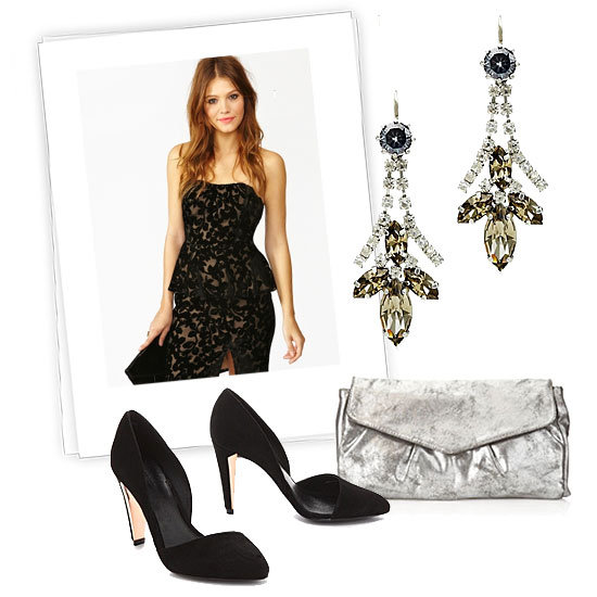 One Awesome Holiday Party Outfit (at an Equally Awesome Sale Price)