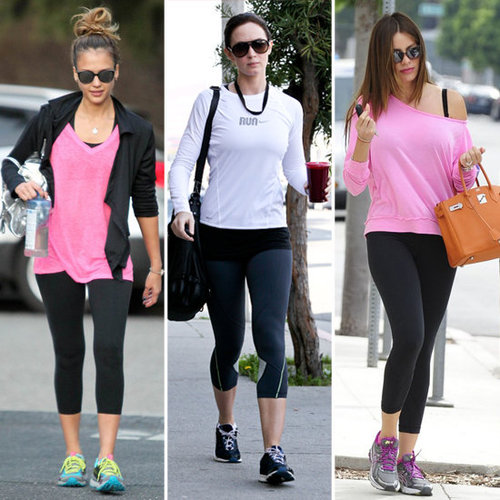 The Fittest Celebrities of 2012