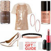 Rose Gold Holiday Gifts