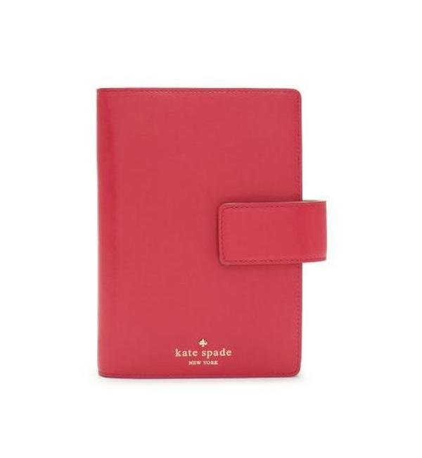 Chances are, your Austen-loving pal loves good old-fashioned snail mail, and Kate Spade's Tudor City Debra organizer ($168) will help her keep track of notes and addresses in style.