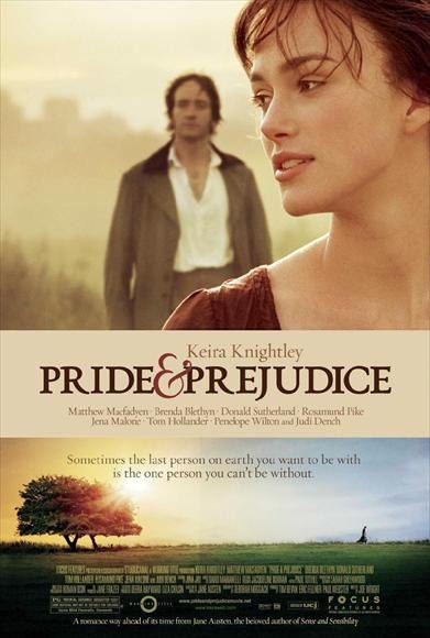 Pair this Pride & Prejudice movie poster ($10) with the movie and some gourmet popcorn for a thoughtful gift she's sure to love.