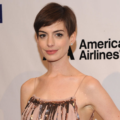 Anne Hathaway on Flash Photo Scandal