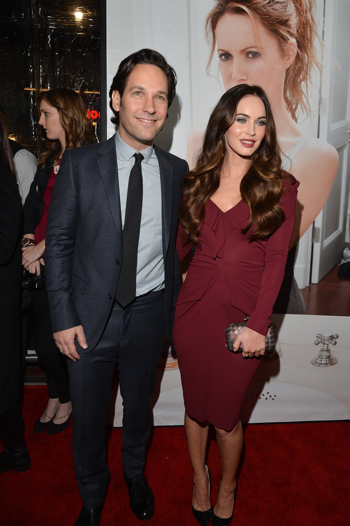 Megan Fox, Paul Rudd, and the Apatow-Mann Clan Debut This Is 40