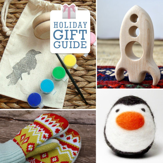 Lil Gift Guide: 25 Etsy Stocking Stuffers (All Under $25!)