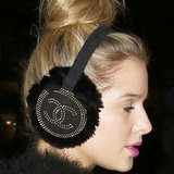 Logo Ear Muffs For Winter