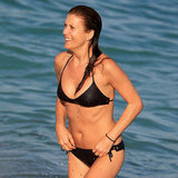 Kate Walsh Bikini Pictures in Miami