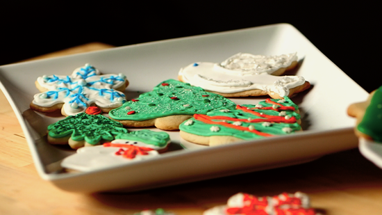 Learn How to Decorate Holiday Sugar Cookies With Love
