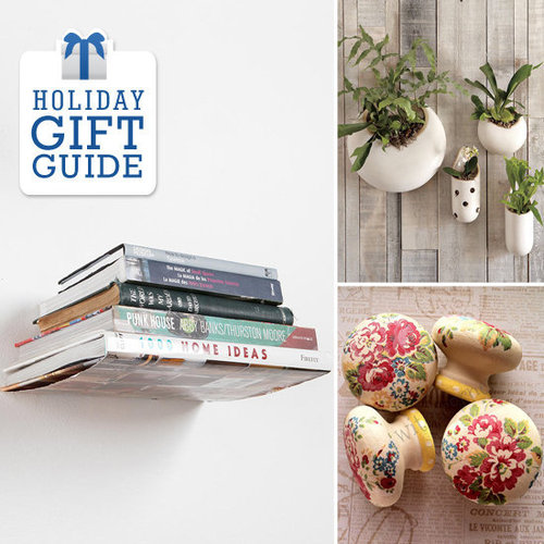 Someone who lives in a small apartment might know all the tricks for maximizing space, but the truth is she probably feels like there's never enough of it. Make her holidays by gifting her space-saving home items that are both practical and affordable — Savvy has a list of gifts that are all under $50!