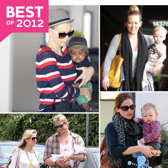 See All the Adorable Celebrity Babies Welcomed in 2012
