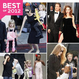 The Best Jolie-Pitt Family Pictures of 2012