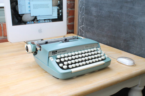 USB Typewriter Keyboard