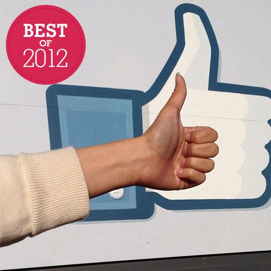Facebook Trends of 2012