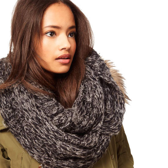 A snood is so much more than a scarf.