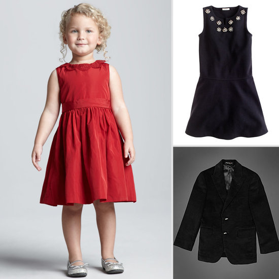 Snazzy Kids' Clothes For a Dressed-Up New Year's Eve