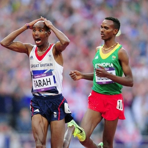Biggest 2012 Olympic Moments