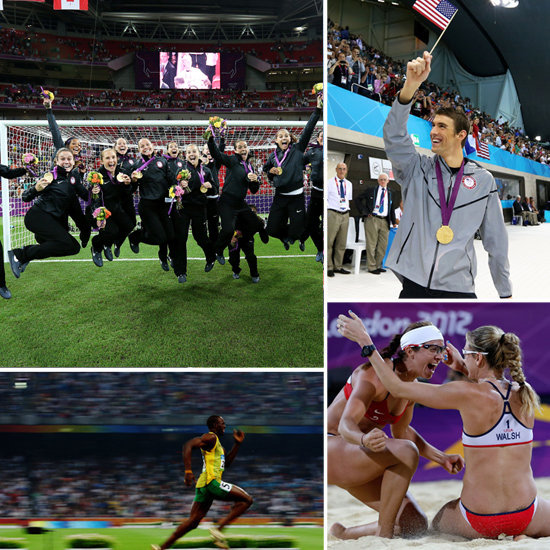 What Was Your Favorite 2012 Olympic Moment?