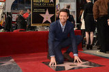 Finally! Aussie actor Hugh Jackman received a well-deserved star on the Hollywood Walk of Fame on December 13.
