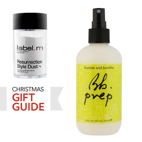2012 Christmas Gift Guides: Hair Product Must-Haves