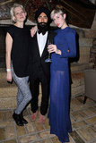 Janina Joffe, Waris Ahluwalia, and Paula Goldstein