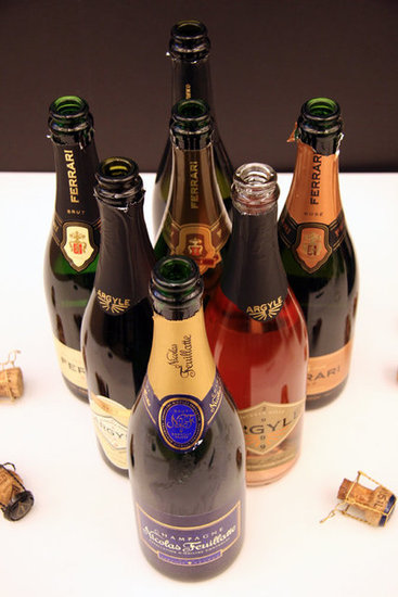 Sparkling Wines We Can't Wait to Drink on New Year's