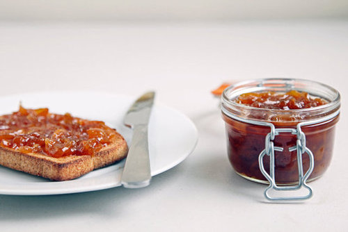 Earl Grey Kumquat Marmalade