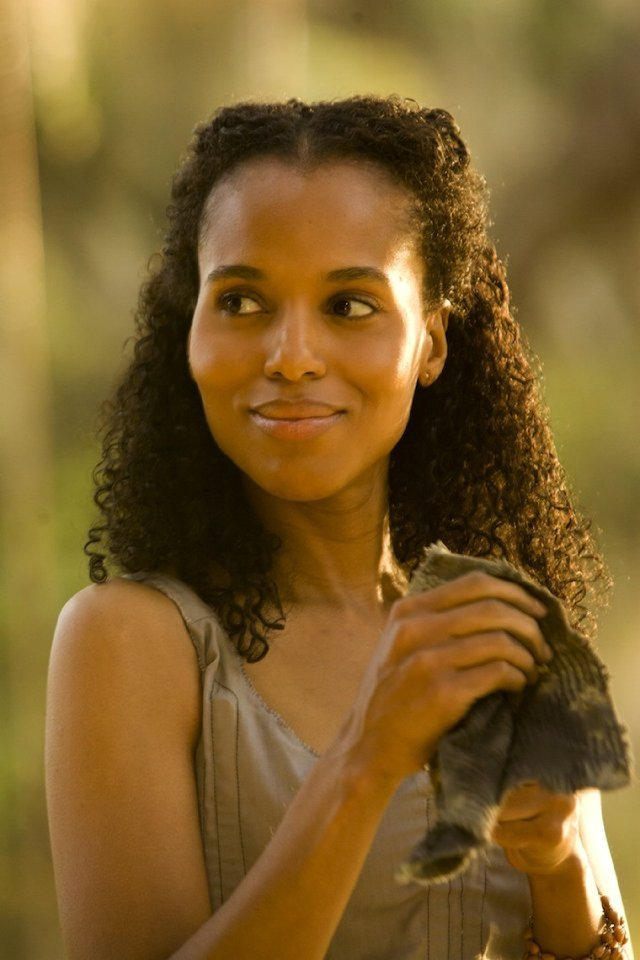 Kerry Washington in Django Unchained. Photos courtesy of The Weinstein Co.