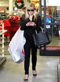 Reese Witherspoon went for a shopping trip in LA.